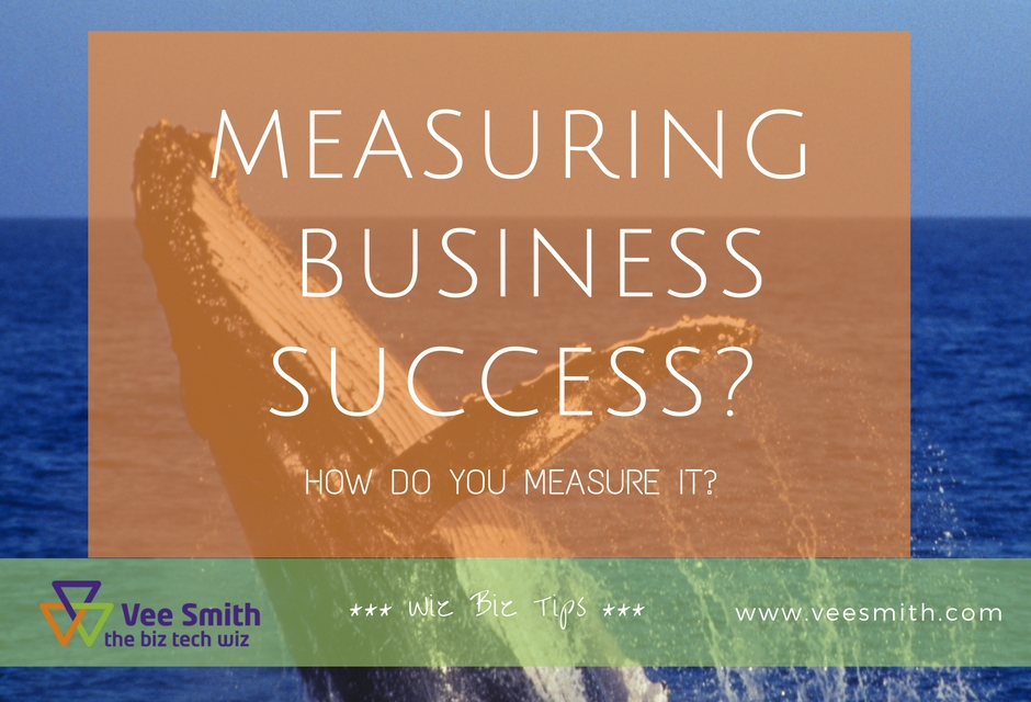 How do you measure your business success?