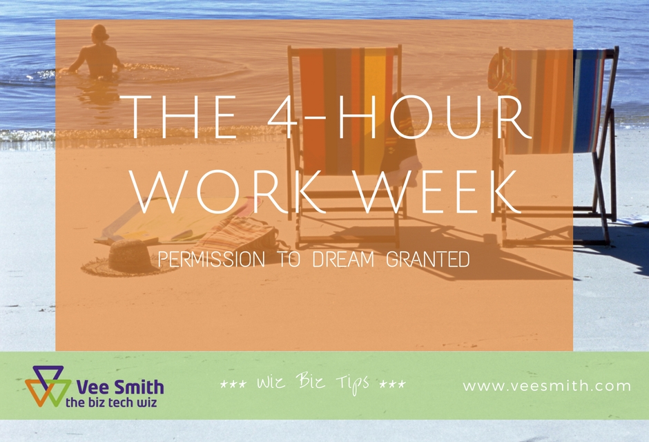 The 4-Hour Work Week – Permission to dream granted