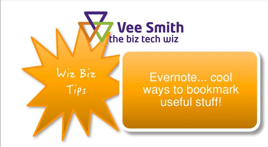 Clever ways to use Evernote to remember stuff