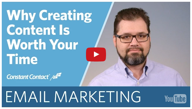 Creating Content – is it worth it?
