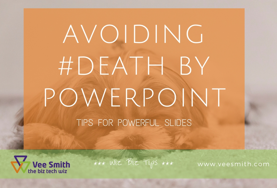 Tips for Powerful Slides