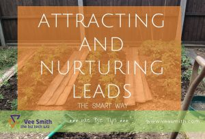 Attracting and nurturing leads the smart way