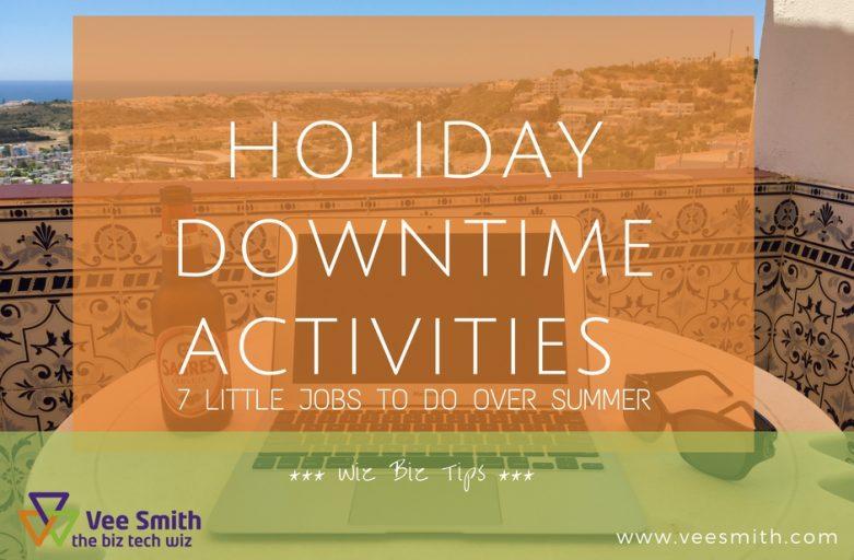 Holiday downtime activities