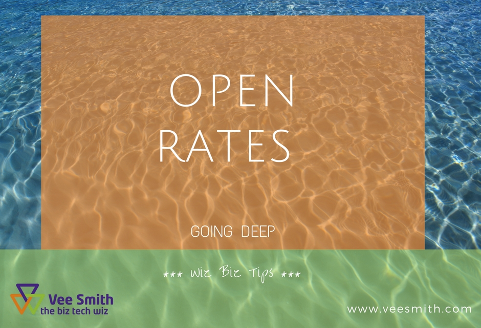 Email Newsletter Open Rates: Best Performing