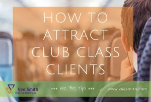 How to attract club class clients