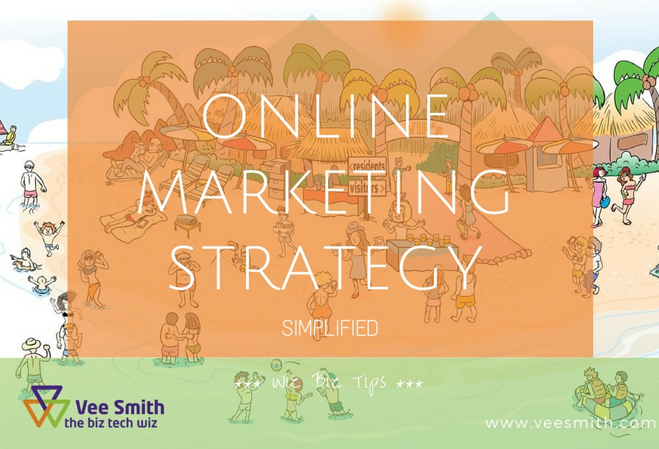online marketing strategy simplified