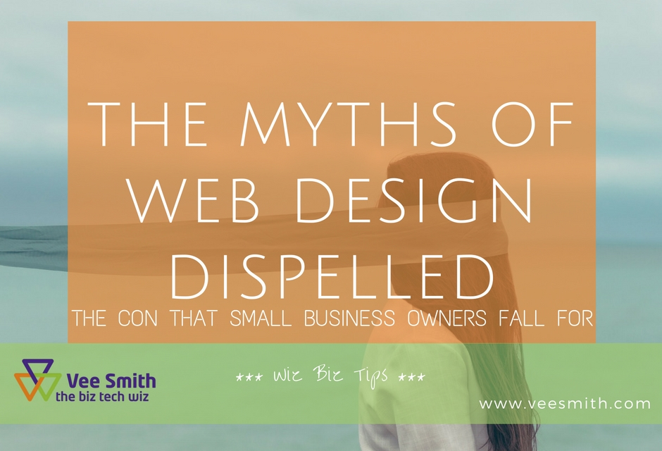 Myths of Web Design Dispelled