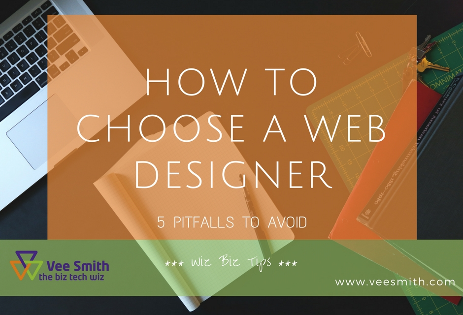 How to Choose a [Good] Web Designer