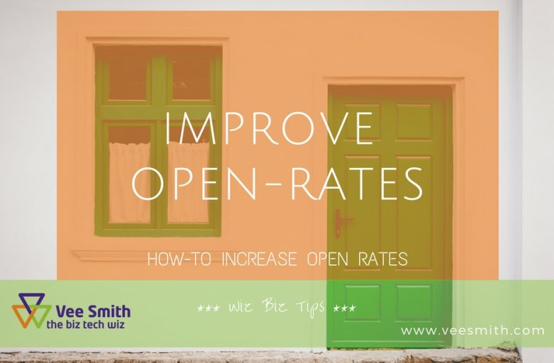 how to increase open rates