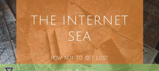 how not to get lost in the internet sea