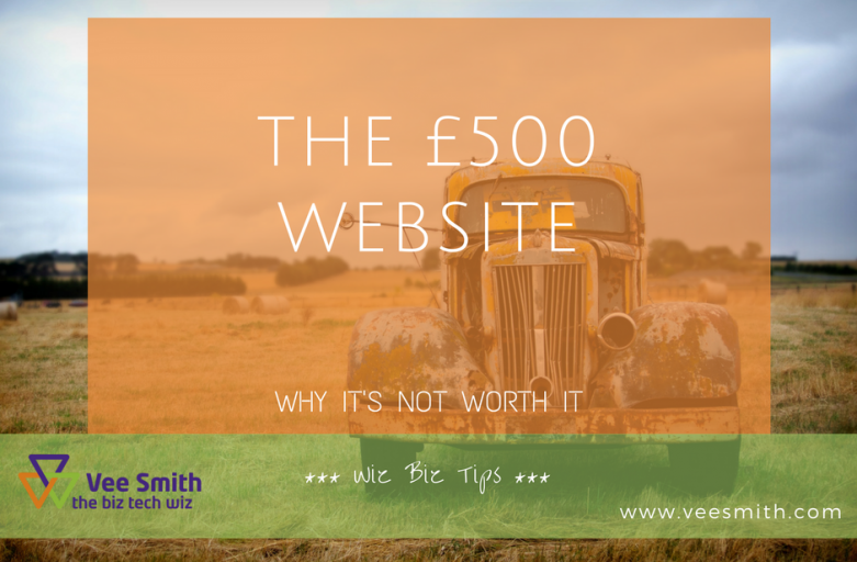 The £500 website