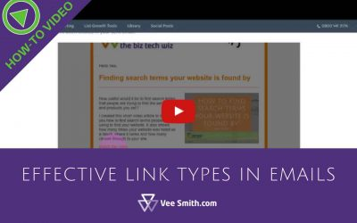 Finding the most effective link type in your email campaigns