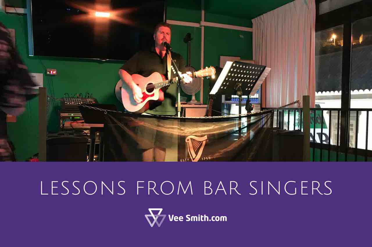 engagement lessons from bar singers