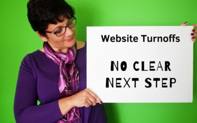 Website Mistakes and Turn Offs   04   No Clear Next Step
